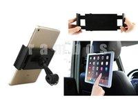 Universal 4-12 pulgadas Digital del Dispositivo Reposacabezas del Coche Titular del Teléfono Celular de la PC de la Tableta de Montaje para el iphone de Samsung para el ipad por GPS