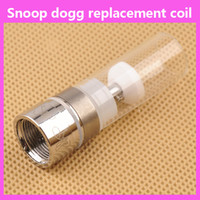 Snoop Dogg Vaporisateur Coil Remplacement Herbal Core Snoop Dogg bobines en forme Snoop Dogg Box Kit Blister Pack 0202032