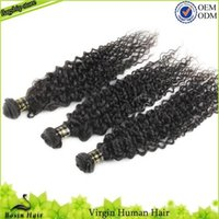 Wholesale Indian Remy Hair 100% Unprocessed Human Hair Exten...