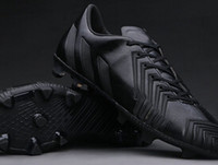 New 2014 Falcon 14 LZ FG Black, White jade TPU football Boots...