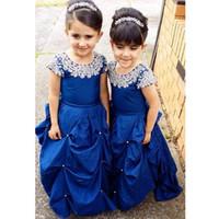 Blue Toddler Dress