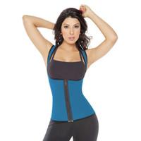 Newest Women Ultra Compresion Sweat Neoprene Body Shaper The...