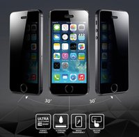 2. 5D Round Edge 0. 3mm Thickness 9H Privacy Tempered Glass Sc...