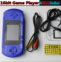 New Portable 2. 5 inch Handheld Game Player 16 Bit Video Game...