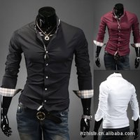 Mens Long Sleeve Button Up Shirts | Is Shirt