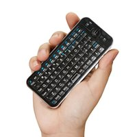 2. 4GHz Mini Wireless Fly Keyboard with IR Remote KP- 810- 16 S...