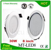 "30pcs Led down Light 8"" 30W Dimmable Recessed Lamp 160 ..."