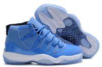 Blue Retro 11 Men Sneakers 2016 Hot Sale New Athletic Shoes ...