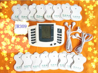 JR309 Electrical Stimulator Full Body Relax Muscle Therapy M...