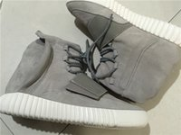 COOL!!! Mid Cut Brand Kanye West Yeezy 750 Boost Sneakers An...