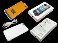 2200mah Power Bank External Backup Battery Case with Retail ...
