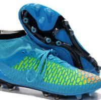 Drop Shipping Accepted, 2014 Magista Obra AG Soccer Shoes Che...