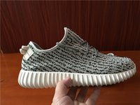 Turtle Dove Grey YZYS 350 Boost Women and Men Running Shoes ...