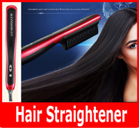 wholesale KD- 388 Hair Straightener Hair Straighten Comb Tour...