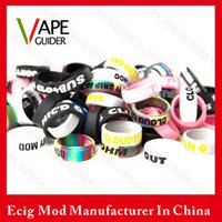 Silicon ECIG Ring Vape Brand Silicon Ring For 18650 Mech Mod...