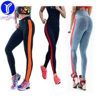 2015 Women Clothing Sports Pants Elastic Cotton Legging for ...