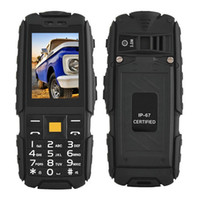 "DHL NO. 1 Strong Three Tough Rugged Phone 2. 4"" IP67 A9 W..."