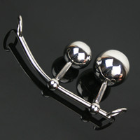 Stainless Steel Sex Toys Butt Plugs Anal Plug Chastity Devic...