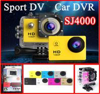 SJ4000 GoPro Hero Waterproof Sport DV HD Camera Camcorder St...