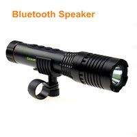 Flashlight Bluetooth Speaker Model BL008 with Multifunction&...
