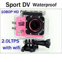 SJ6000 WIFI Waterproof Sport Camera 2. 0Inch 1080P HD 14MP Ca...