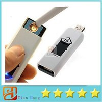 New fashion USB lighter rechargeable usb lighter electric el...