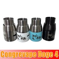 DHL shipping Congrevape Doge Atomizer Electronic Cigarette R...