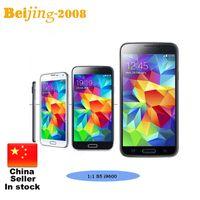Hot S5 1: 1 SM- G900 i9600 Android 4. 4 MTK6582 Quad core 5. 1&q...