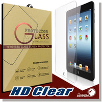Pour iPad Mini 4 NOUVEAU Ipad PRO Pro 9.7inch Protecteur d'écran Anti-rayures HD anti-rayures iPad transparent Mini 2/3 iPad Air trempé de verre