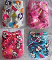 Free shipping 2016 Naughty baby cloth diaper baby nappies po...
