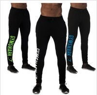 Novos Casual Fitted Tracksuit Bottoms Golds Ginásio Calças Mens Sports Joggers Elásticos Sweat Pants Gymshark Bodybuilding Sweatpants livre shiping