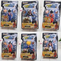 6pcs set Dragonball Z Dragon Ball DBZ Action Figures Toys 13...