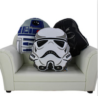New Star Wars Plush dolls 35cm Stormtrooper R2- D2 Darth Vade...