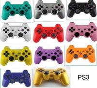 PS3 игровой контроллер беспроводной Bluetooth для Playstation Sixaxi Gmae Контроллеры Джойстик для Android видеоигры коробка бесплатная доставка DHL