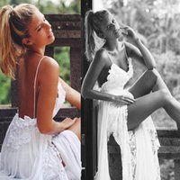 2015 Hot Selling A Line Lace Wedding Dresses In Stock Cheap ...