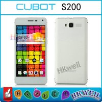 Cubot S200 MTK6582 Quad Core Android Cell Phone 1280*720P 8 ...