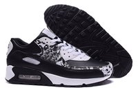 2015 New Air black   white Cobra series Running Shoes Mens S...