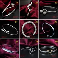 Mixed Order 925 Sterling Silver Plated Multi Styles Fashion ...