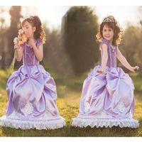 Frozen Elsa Anna Sofia Sophia Princess Dress Christmas Tutu ...