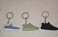 2016 hot sell Yeezy 350 Boost Keychain oxford tan color new ...
