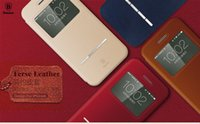 Baseus Thin Case Terse Series View Leather Case For iPhone 6...