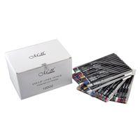 Eye Liner Combination Eyeliner Pencil Waterproof Makeup Penc...