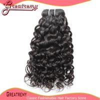 Retail 1pc 6A Human Hair Extensions Brazilian Remy Virgin Ha...