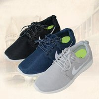 Wholesale- Free shipping new colour Running Shoes roshe run C...