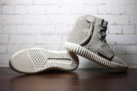2016 Boost 750 Shoes Kanye West Sneakers Original Package Li...
