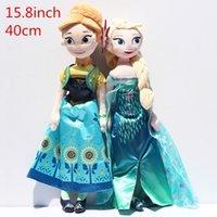 Frozen 2 Fever Stuffed toys Dolls 40cm Elsa & Anna princess ...
