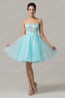 Grace Karin 2015 New Fashion Sexy Strapless Organza Ball Gow...