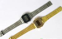 Montre Retro TOP, sportives montres de cru A159 hommes, montre-bracelet chronographe bon cadeau pour les hommes garçon 002