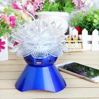 Portable LED Light Bluetooth Stereo Speaker Mini Wireless Sp...