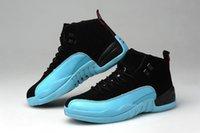 Men' s Retro 12 Taxi Basketball Shoes Cheap version Men ...